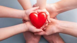 Hand und Herzen
